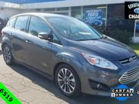 CARFAX One-Owner. Clean CARFAX. 2017 Ford C-Max Energi