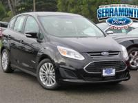 New Price! Shadow Black 2017 Ford C-Max Hybrid SE FWD