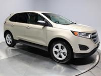 New Price! 2017 Ford Edge SE CARFAX One-Owner. Clean