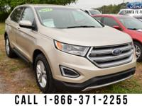 *2017 Ford Edge SEL - *SUV - 3.5L V6 Engine - keypad