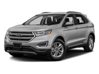 2017 Ford Edge SE 27/20 Highway/City MPGWe are having