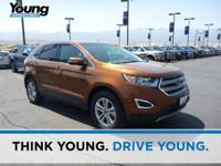 2017 Ford Edge Clean CARFAX. Odometer is 29746 miles