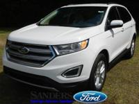 This Ford Edge has a powerful Intercooled Turbo Premium