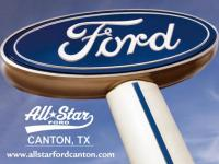 Contact All Star Ford Canton today for information on