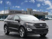 2017 Ford Edge CARFAX One-Owner. Clean CARFAX. Remote