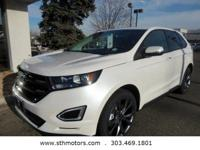 Delivers 24 Highway MPG and 17 City MPG! This Ford Edge