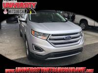 **HAGGLE FREE PRICING** Silver 2017 Ford Edge