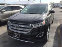 This 2017 Ford Edge Titanium is proudly offered by Bay