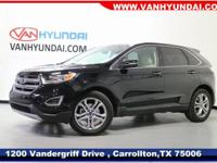CARFAX One-Owner. Clean CARFAX. 2017 Ford Edge 29/20