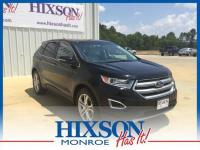 This outstanding example of a 2017 Ford Edge Titanium