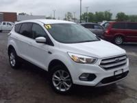 CARFAX One-Owner. Clean CARFAX. 2017 Ford Escape SE