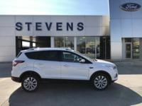 New Price! 2017 Ford Escape Titanium 4WD 6-Speed