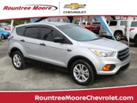 Recent Arrival! CARFAX One-Owner. Clean CARFAX. Escape