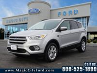Make sure to get your hands on this 2017 Ford Escape SE