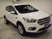 New Price! CARFAX One-Owner. Oxford White 2017 Ford