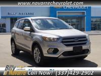 Billy Navarre Chevrolet is excited to offer this 2017