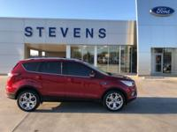 New Price! 2017 Ford Escape Titanium FWD 6-Speed
