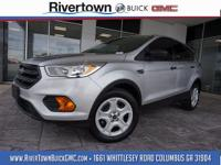 Great value and a lifetime warranty on this 2017 ford