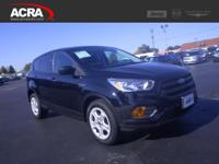 Used Ford Escape, options include: a Back-Up Camera,