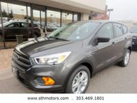 Boasts 29 Highway MPG and 21 City MPG! This Ford Escape