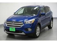 This 2017 Ford Escape SE is a GREAT Vehicle inside and