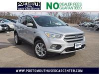*NO DOC FEES*, *PURE PRICING*, 2017 Ford Escape SE 4WD
