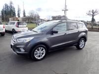 Get ready to go for a ride in this 2017 Ford Escape SE,