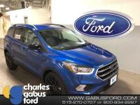 Recent Arrival! Certified. 2017 Ford Escape SE