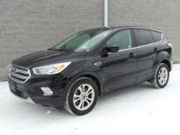 4WD. Classy Black! Great gas mileage! Put down the