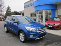 2017 FORD ESCAPE SE, TURBO, AWD, BACK-UP CAMERA,