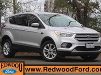 2017 Ford Escape SE. 4WD. Call and ask for details!