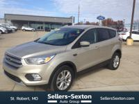 Looking for a clean, well-cared for 2017 Ford Escape?