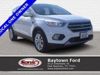 Load your family in this 2017 Ford Escape SE! It comes