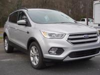 2017 Ford Escape. Stability and traction control keep
