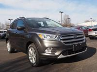 2017 Ford Escape. Like finding a needle in a haystack!