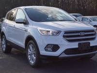 2017 Ford Escape. Ready to roll! There's no substitute