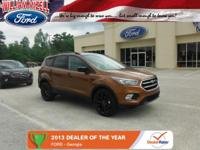 Options:  2017 Ford Escape Se Fwd Is Proudly Offered By