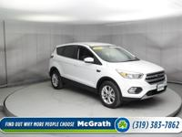 A real head turner!! 2017 Ford Escape SE, with less