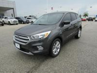 Options:  2017 Ford Escape Se|Magnetic