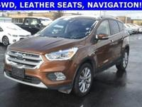 CARFAX One-Owner. 4WD, Auto High Beams, Bi-Xenon