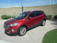 This super low mileage 2017 Ford Escape will allow you