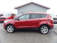 Options:  2017 Ford Escape Navigation! Panoramic