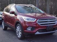 2017 Ford Escape. Real Winner! Switch to Capital Ford