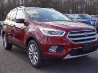 2017 Ford Escape. Here it is! SUV buying made easy!