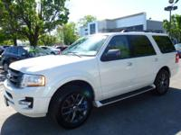 This Ford Expedition includes Blind Spot Info System,