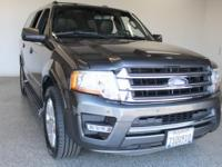 2017 Ford Expedition Limited 4D Sport Utility Gray