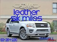 LEATHER! One Owner, No Accident, 40-pt inspection, 3 -