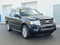 New Price! This 2017 Ford Expedition Limited in Black