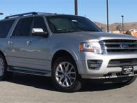 2017 Ford Expedition EL Limited Ingot Silver CARFAX