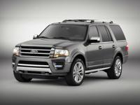 Silver 2017 Ford Expedition EL Limited 4WD 6-Speed